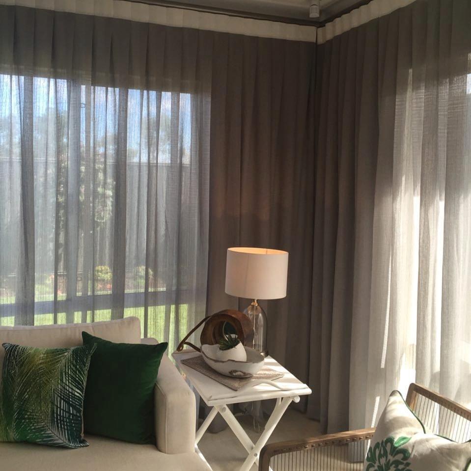 Box Pleat Curtains Perth